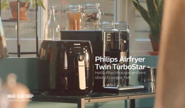 Ưu nhược điểm của nồi chiên không dầu Philips HD9745